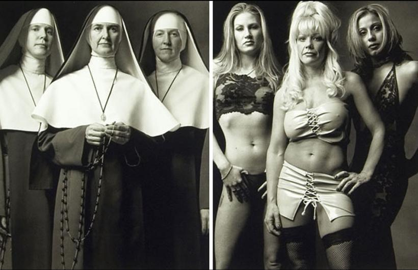 Catholic Nuns / Prostitutes