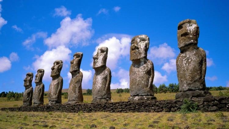 Chile 1 - Moai
