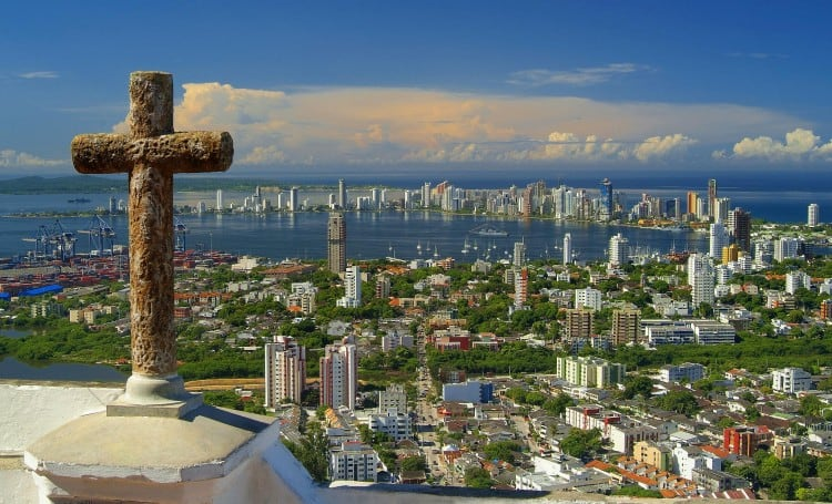 Colombia 1 - Cartagena
