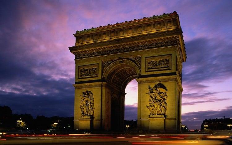 France 1 - Arc De Triomphe