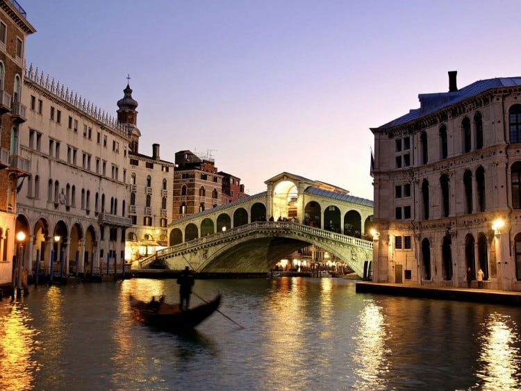Italy 2 - Rialto Bridge, Venice