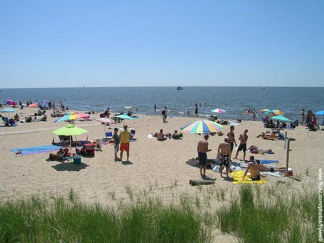 Oval Beach Pic