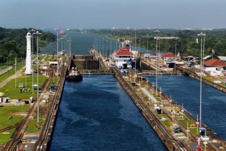 Panama 1 - Panama Canal