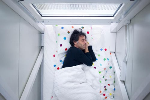 World's Thinnest House: Keret House by Jakub Szczesny 1