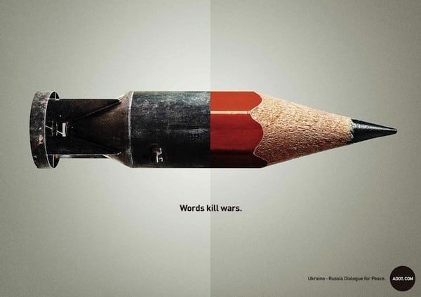 21 Shocking Ads That Will Change The Way You Look At Life 9