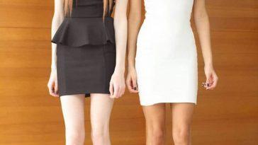 black white twin sisters 01 1