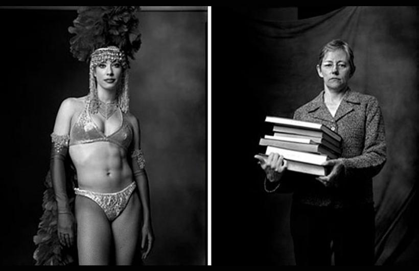 Showgirl / Librarian