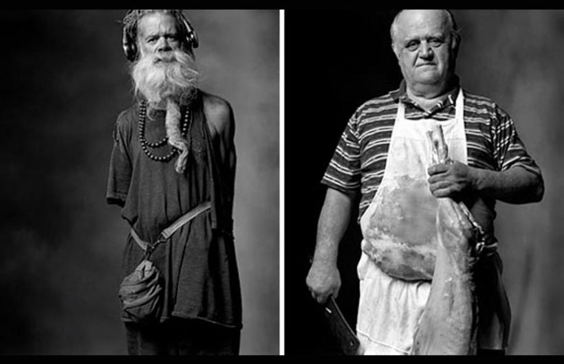 Vegetarian / Butcher, 1999 / 2004