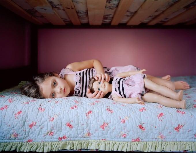 American Girls and Their Dolls: Portraits by Ilona Szwarc 6
