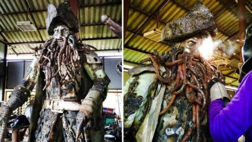 jack sparrow pirate caraibes