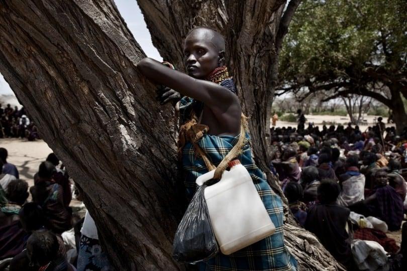 Stefano De Luigi's Shocking Photographs of Drought in Kenya 5