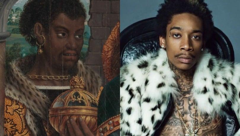 B4XVI Compare Hip Hop Artists To 16th Century Renaissance Art 2