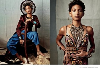 Willow Smith by Bjorn Iooss for CR Fashion Book Issue 6 1