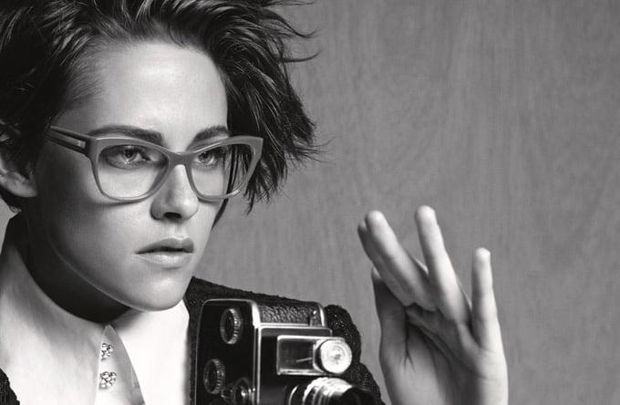Kristen Stewart's First Chanel Eyewear Campaign 6