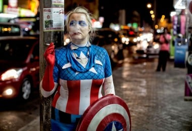 Captain America Female