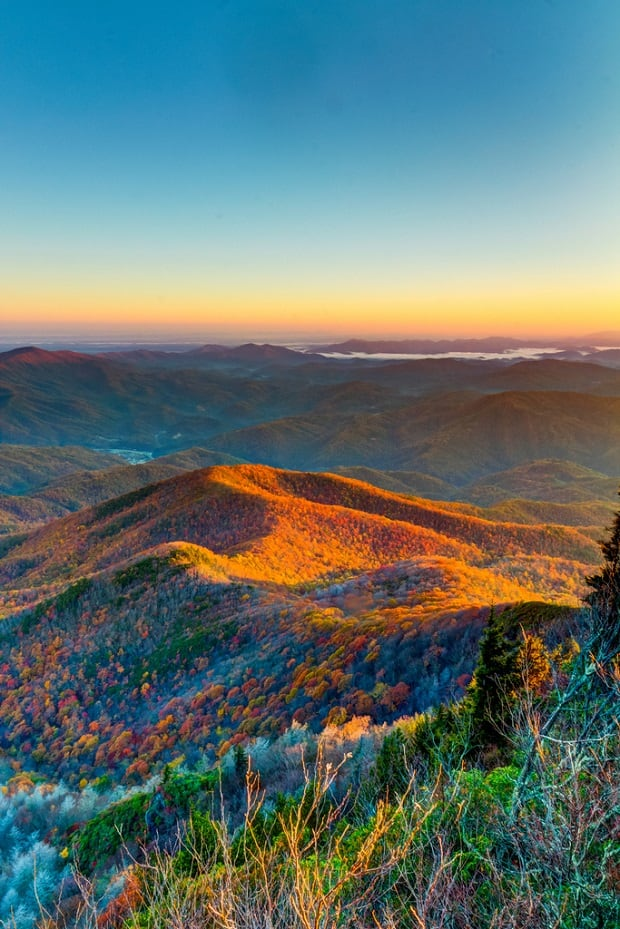 Great_Smoky_Mountains_North_Carolina_usa-2