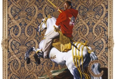 Kehinde Wiley Blends Hip-Hop With Renaissance To Make Beautiful Art 5