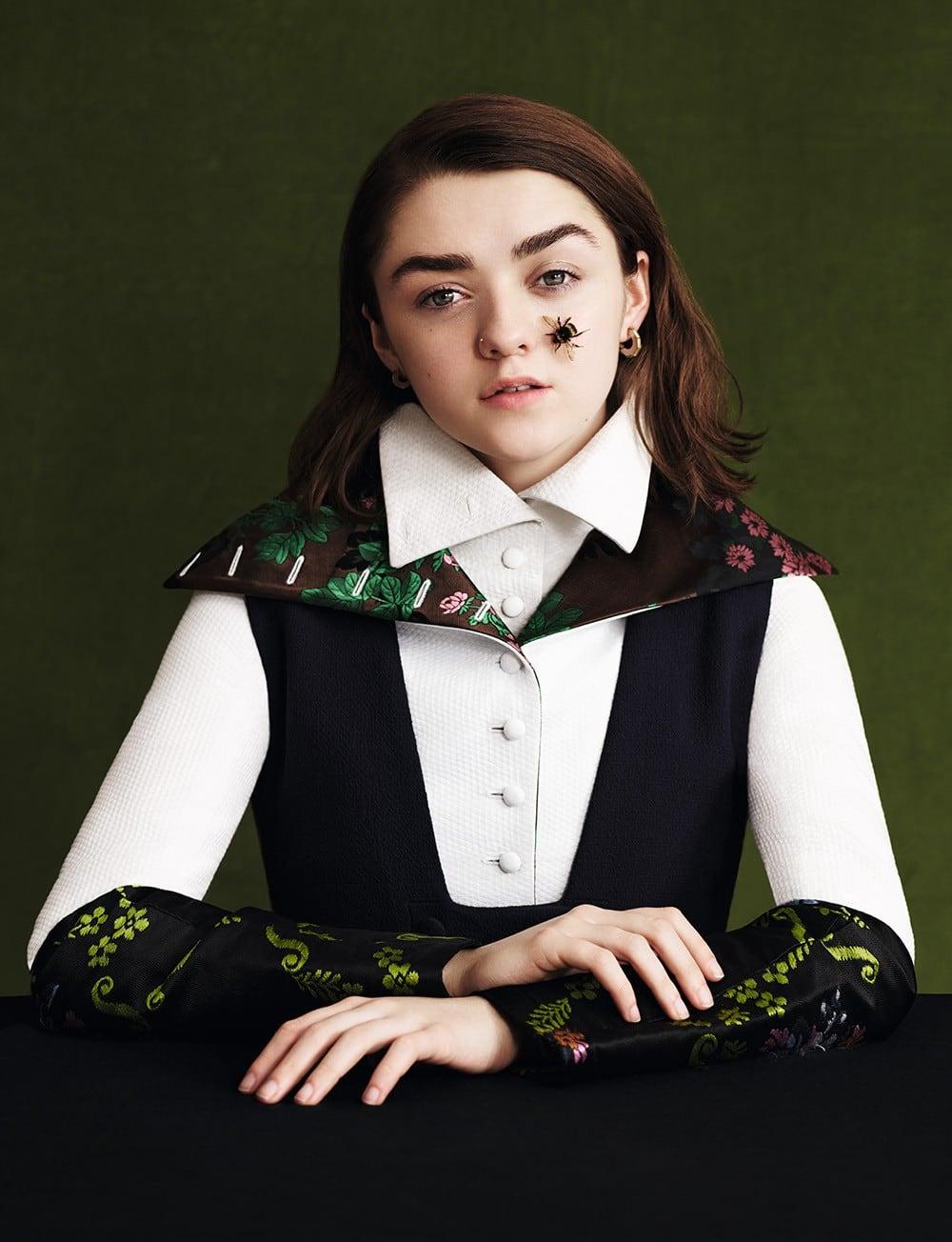 Maisie-Williams-Dazed-Confused-Magazine-2015-8