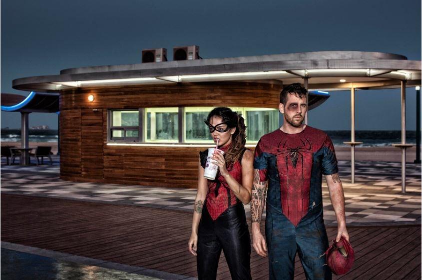 Spiderman Spiderwoman