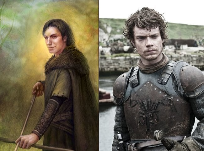 Here's How Game of Thrones Characters Compare in The Book Vs. The Show 20