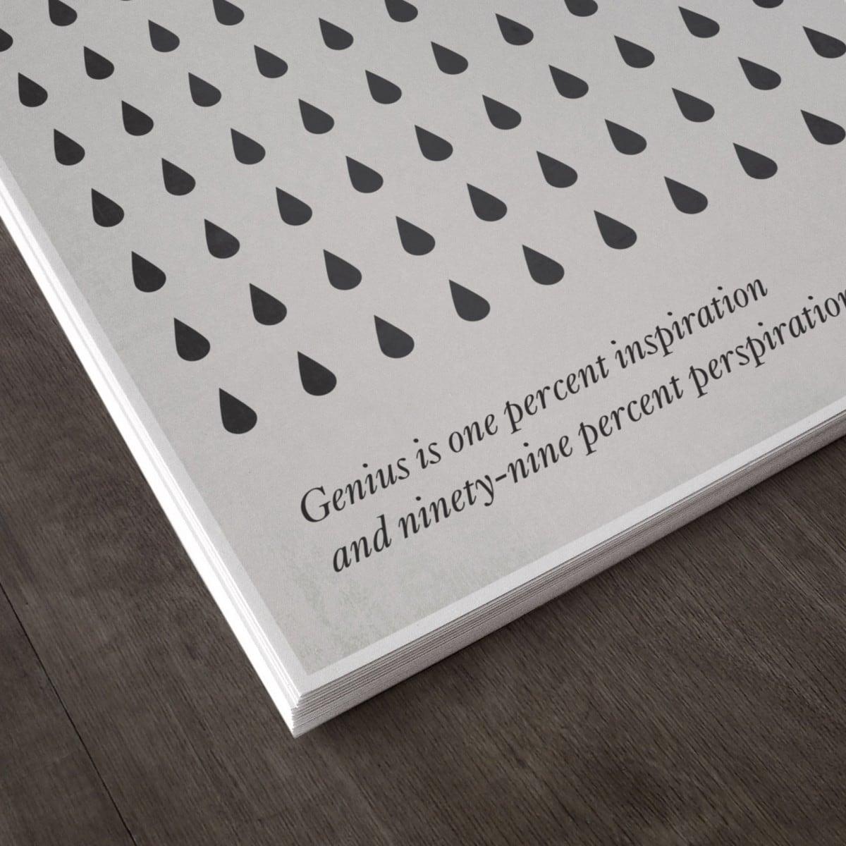 Minimalist Poster Quote