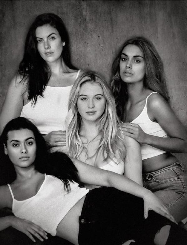 #DropThePlus: Models 1 Joins Campaign To End 'Plus-Size' Label 5
