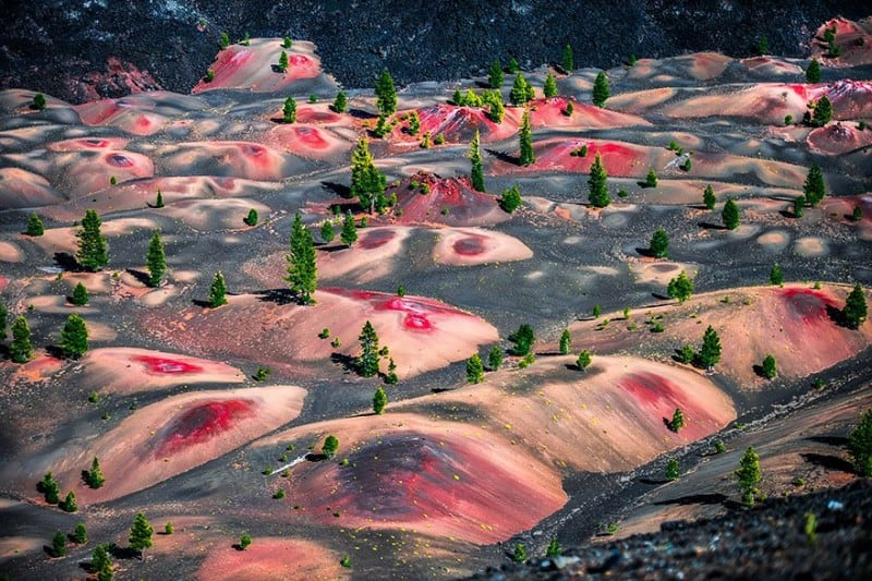 Source: Lou Lu {link: http://500px.com/photo/76942777/colorful-dunes-by-lou-lu}