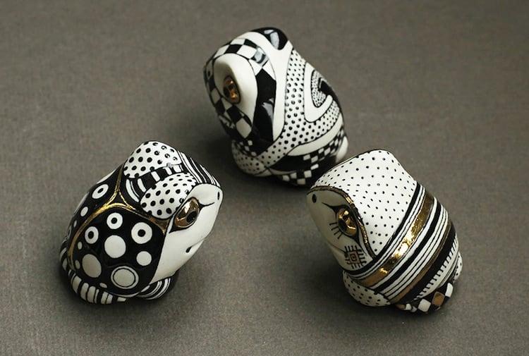 porcelain-trio