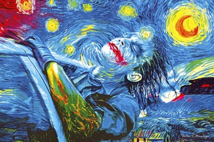 Artist-Turns-Famous-Classic-Paintings-Into-Batman-Themed-Pop-Art-1-720x479