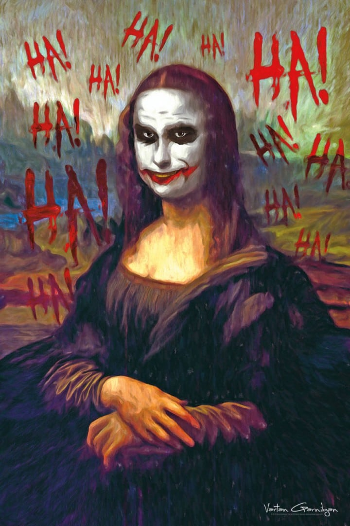 Artist-Turns-Famous-Classic-Paintings-Into-Batman-Themed-Pop-Art-2-720x1082