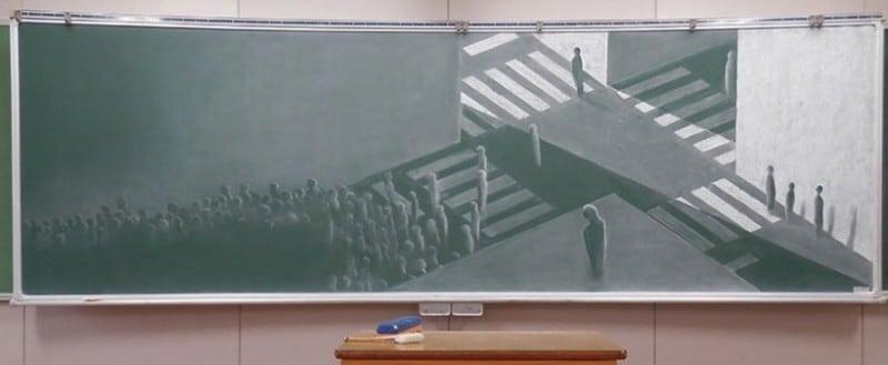 chalkboard-blackboard-art-highschool-nichigaku-japan-6