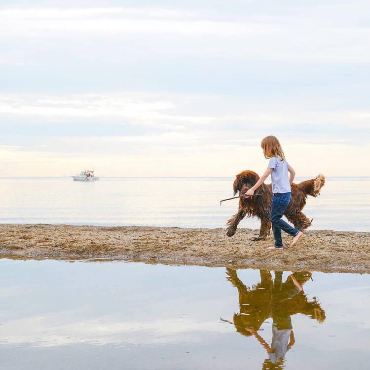 Julien-and-Dog