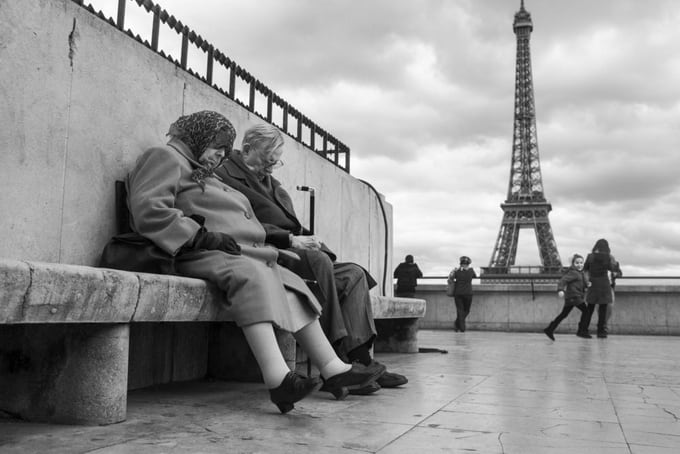 Paris, 2012