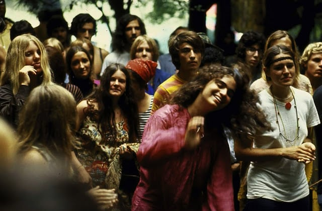 Photos of Life at Woodstock 1969 (20)