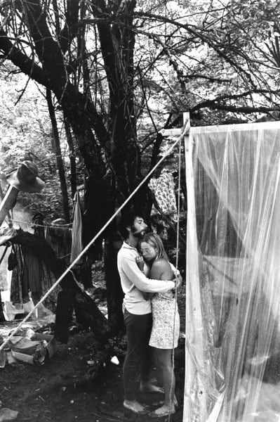 Photos of Life at Woodstock 1969 (23)