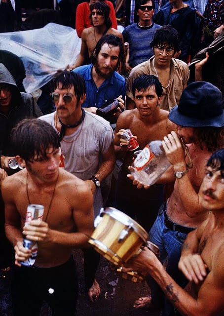 Photos of Life at Woodstock 1969 (31)