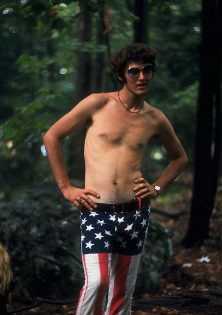 Photos of Life at Woodstock 1969 (33)