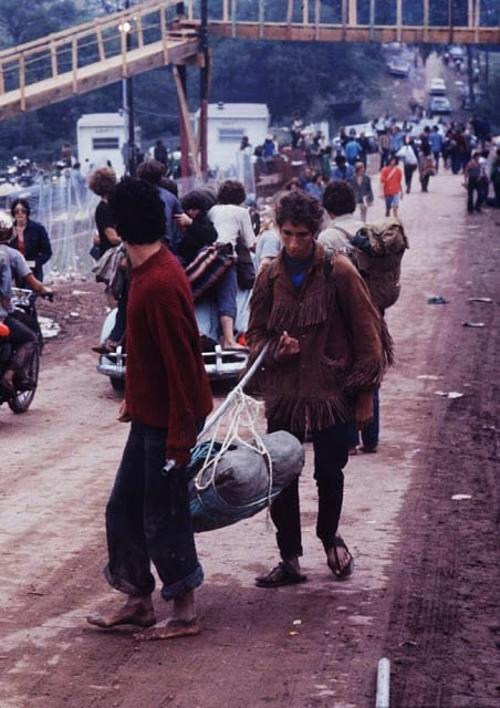 Photos of Life at Woodstock 1969 (44)