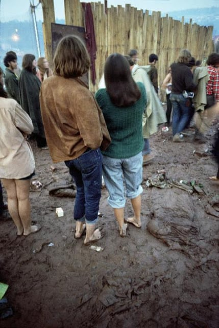 Photos of Life at Woodstock 1969 (46)