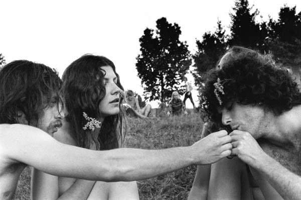 Photos of Life at Woodstock 1969 (58)