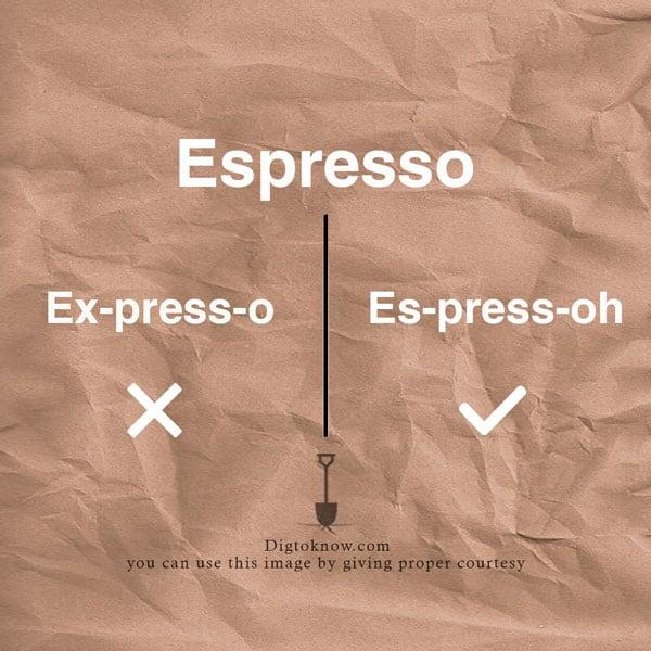 espresso-pronunciation