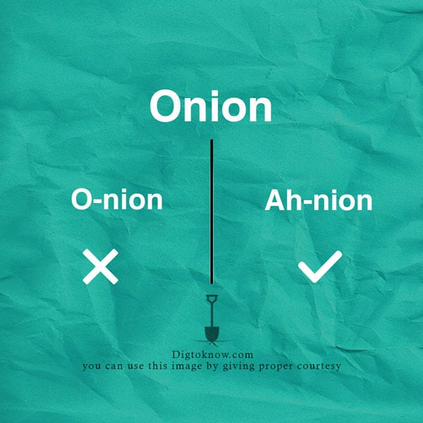 onion-pronunciation