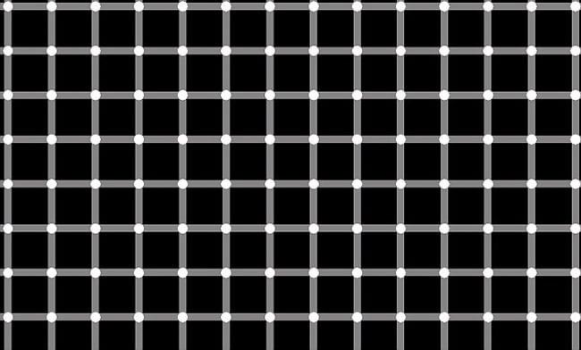White or black