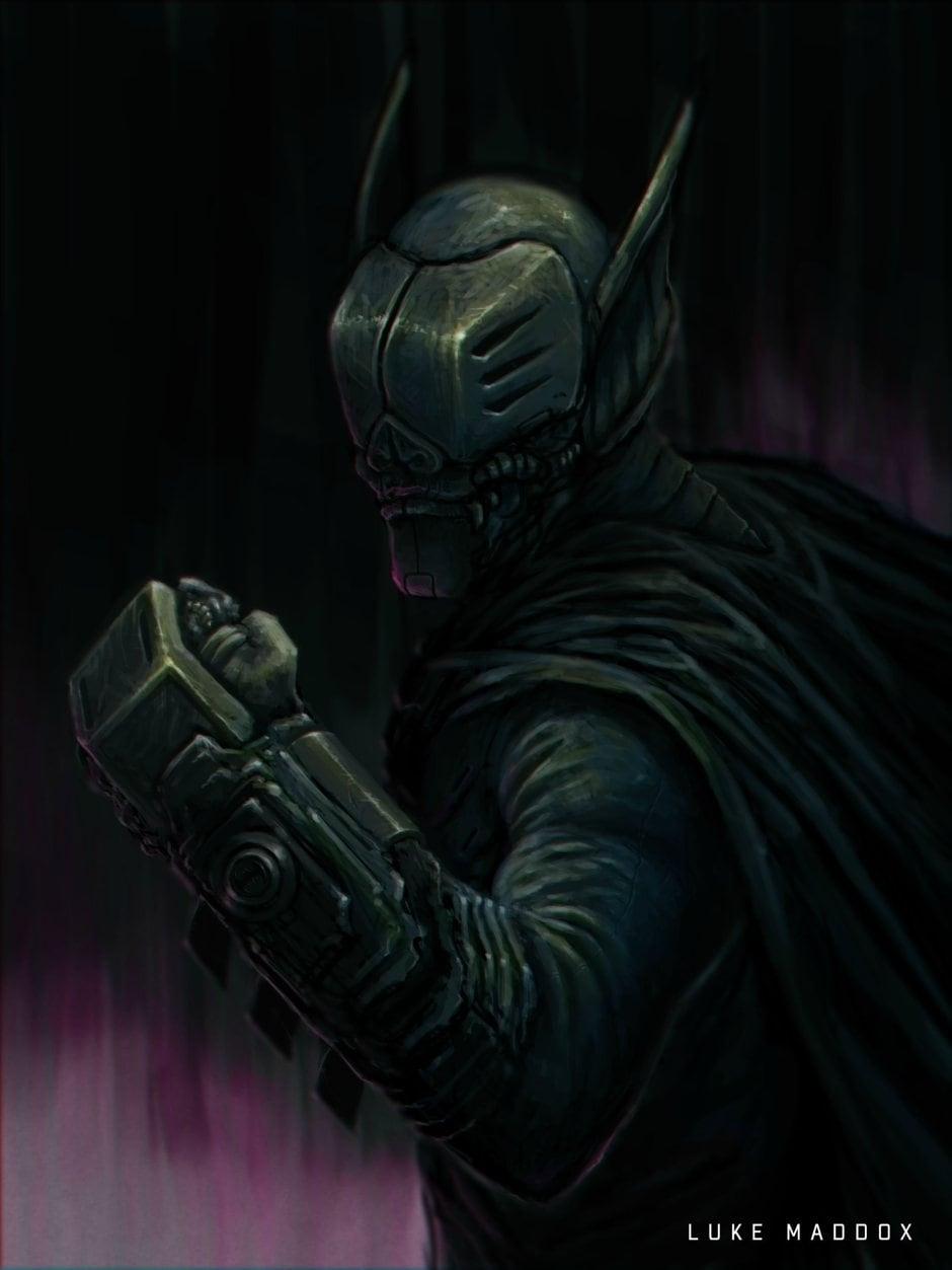 04 - Actual Bat Batman