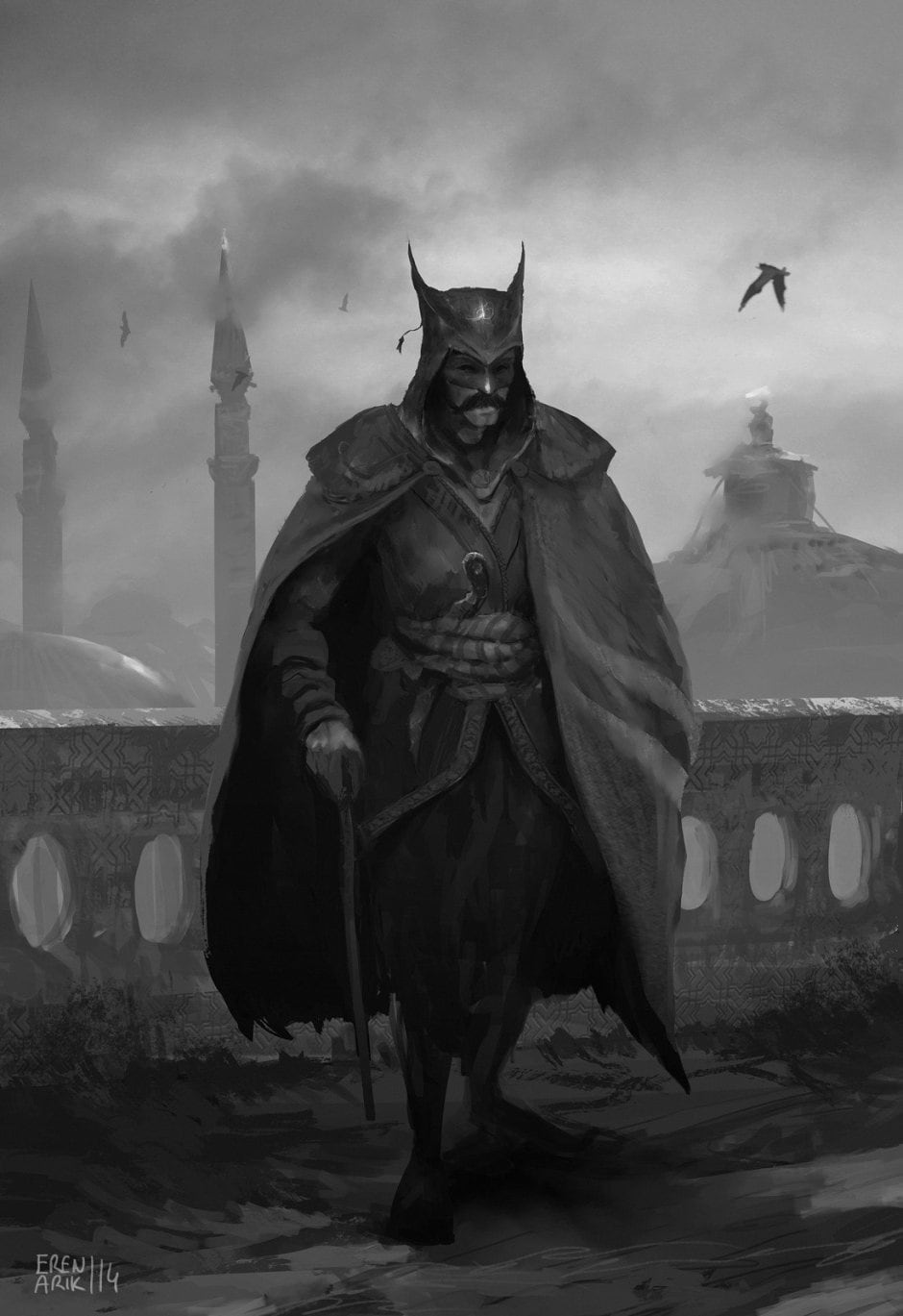 05 - Ottoman Batman
