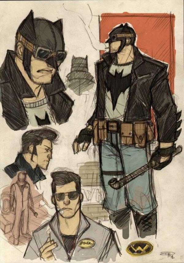 07 - Greaser Batman