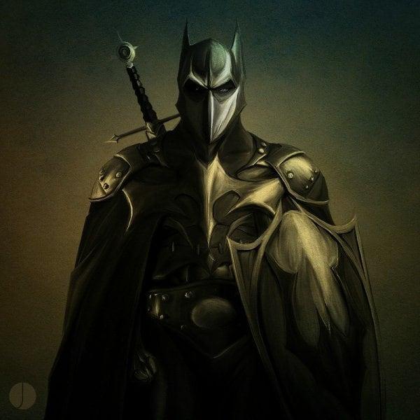 08 - Actual Dark Knight undefined