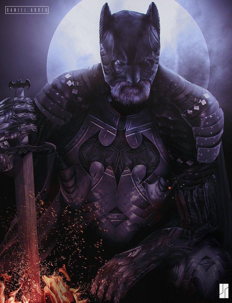 09 - Medieval Batman