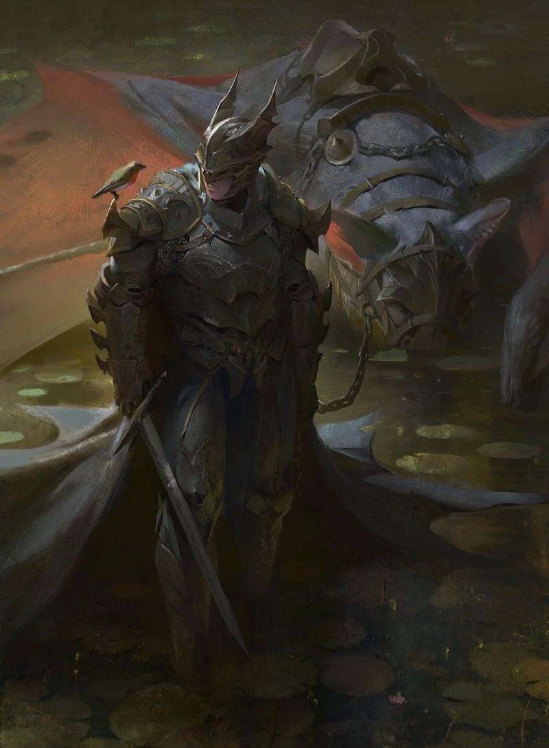 10 - Fantasy Knight Batman