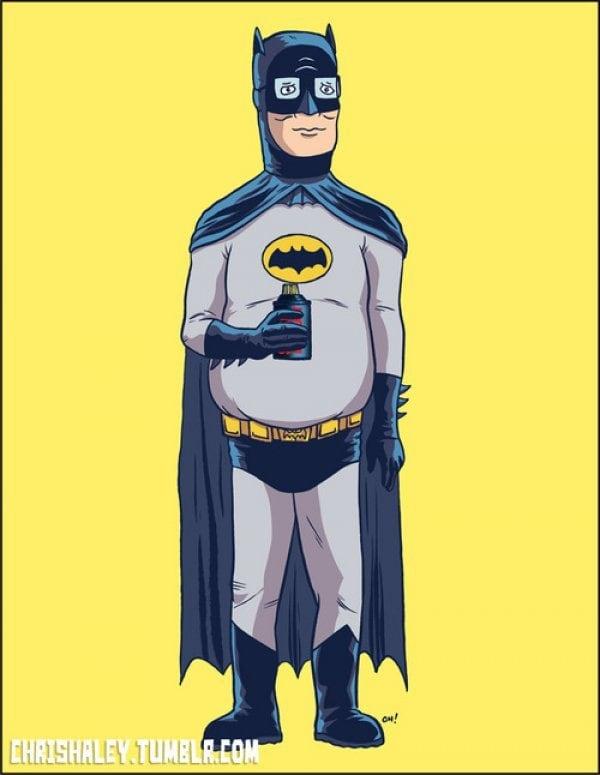 12 - Hank-Batman